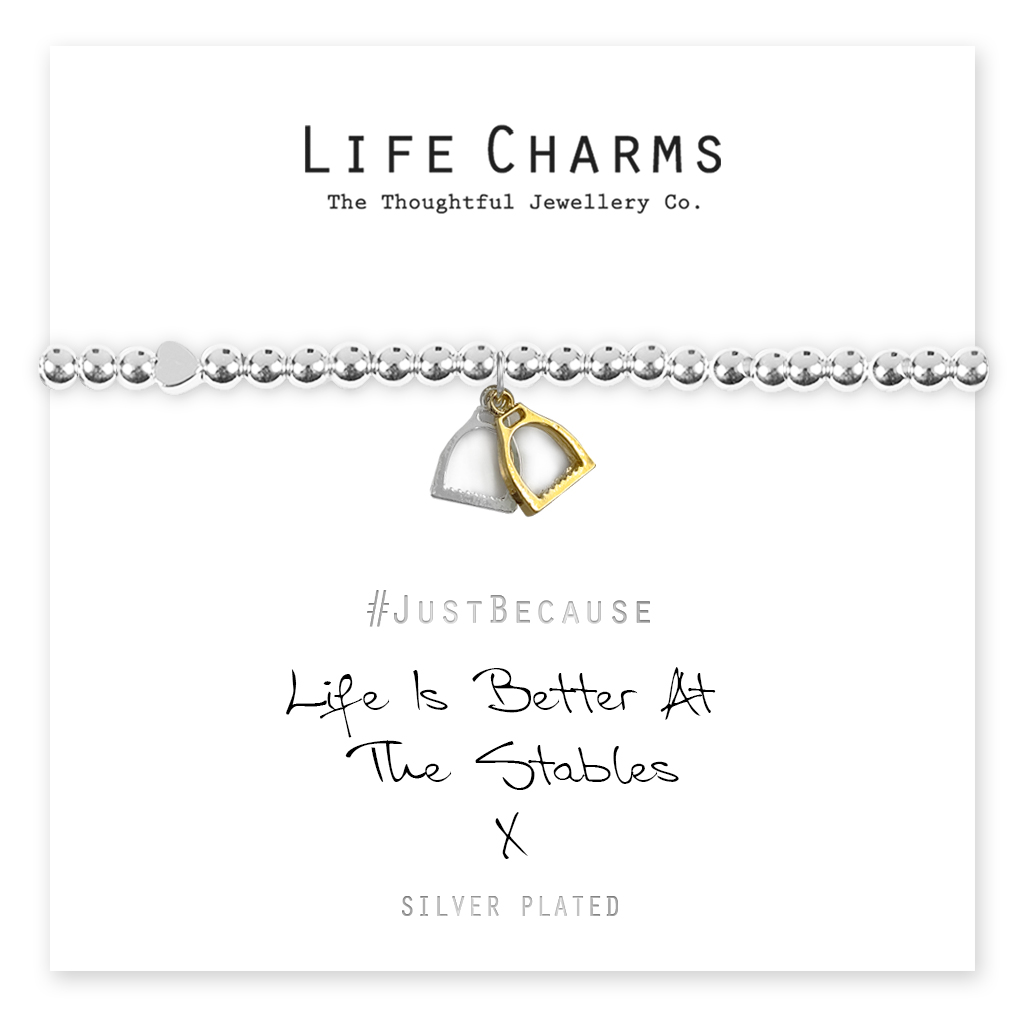 Life Charms Stables & Stirrups