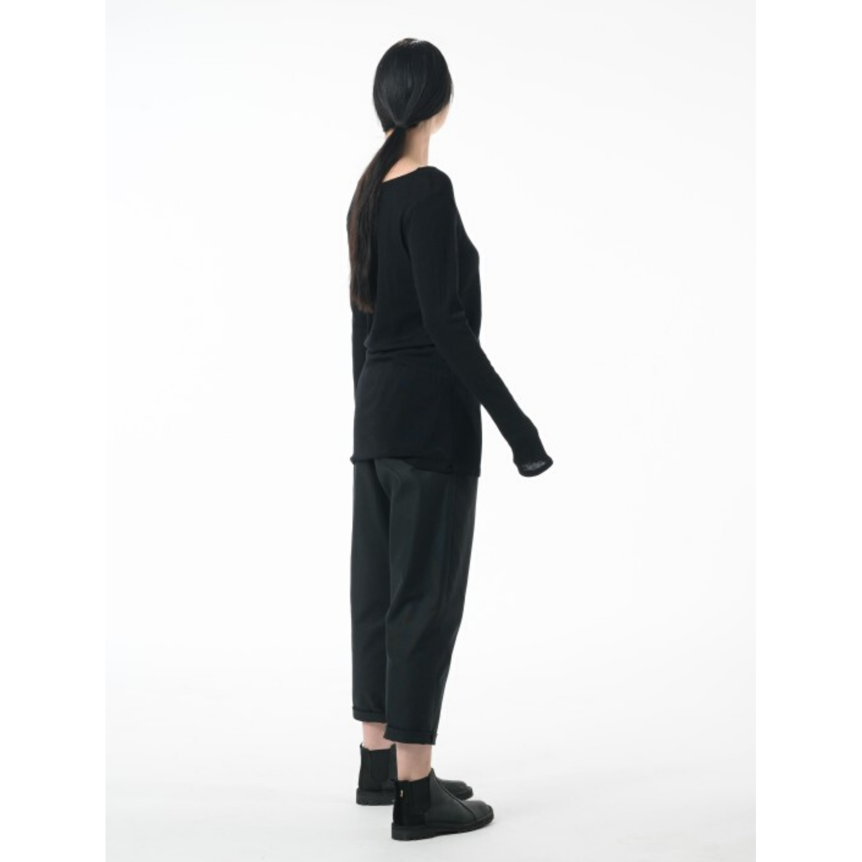 Casual slim pants - LAURIJARVINENSTUDIO