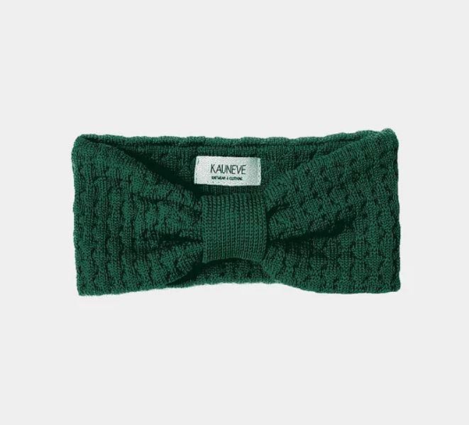 Vihreä merinovillapanta - Kauneve