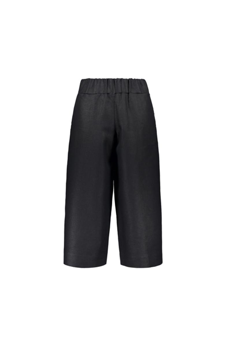 LINJA culottes, musta -Nouki