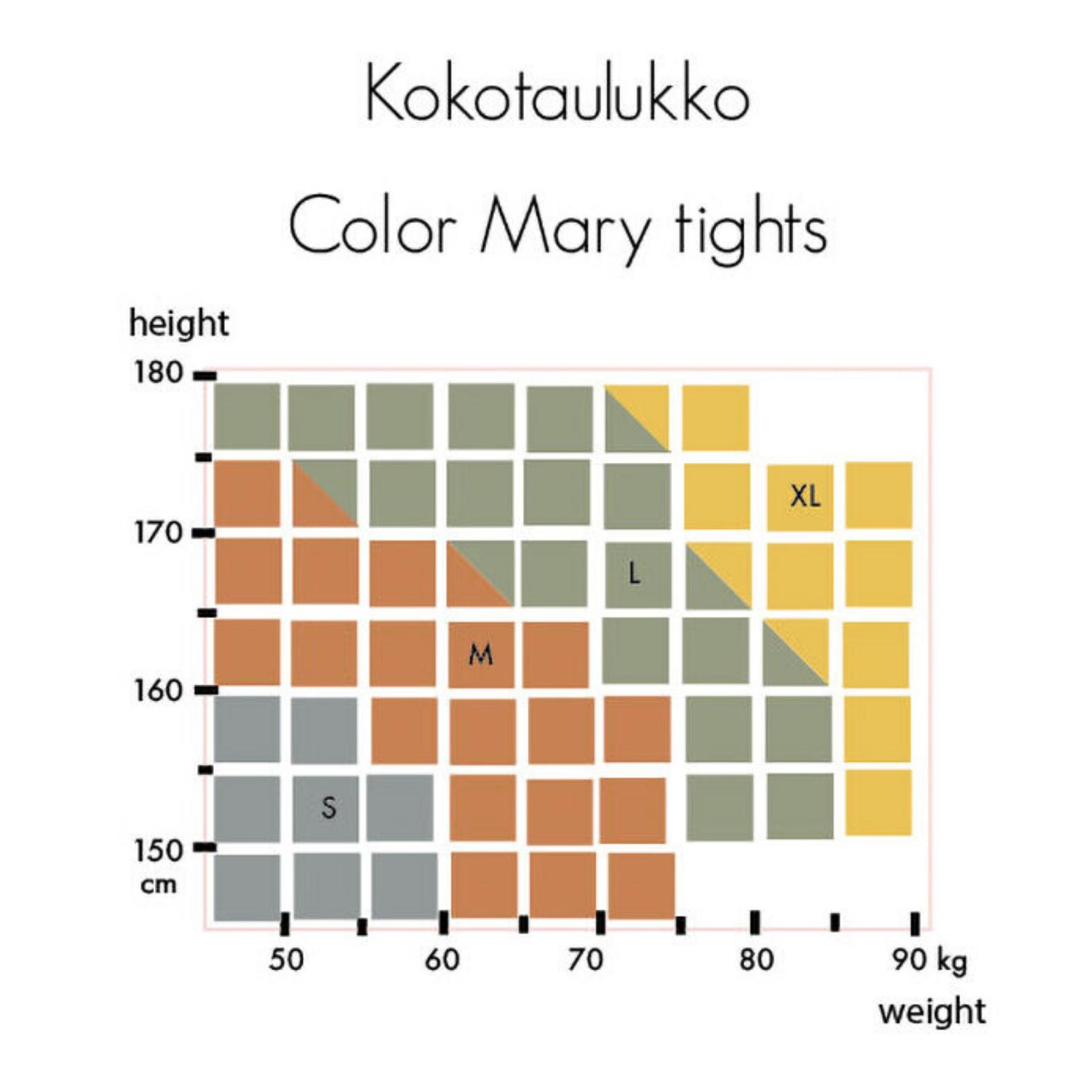 Salvian vihreät Kolibri sukkahousut - Mary a. Jalava