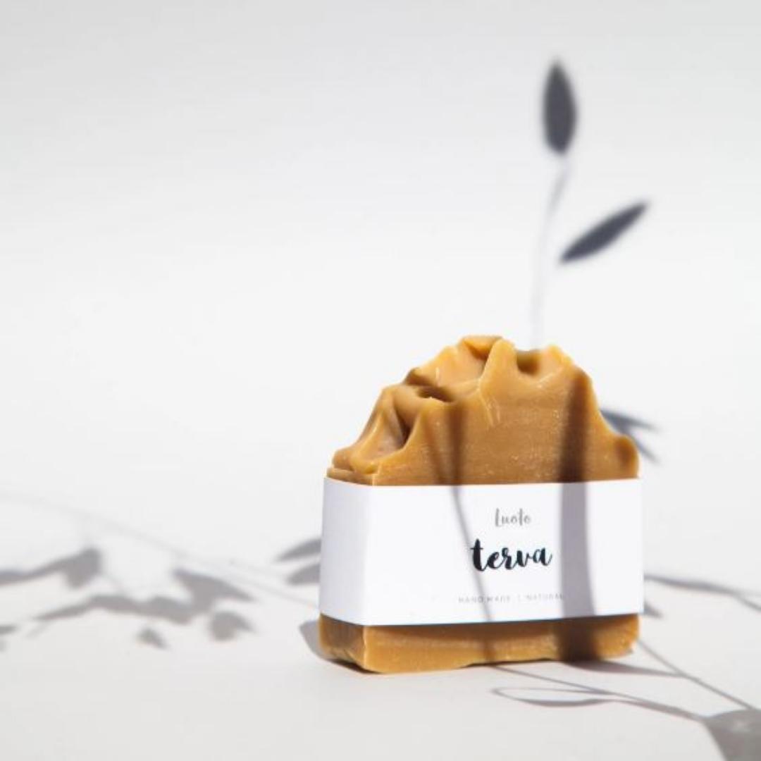 Terva palasaippua - Luoto cosmetics