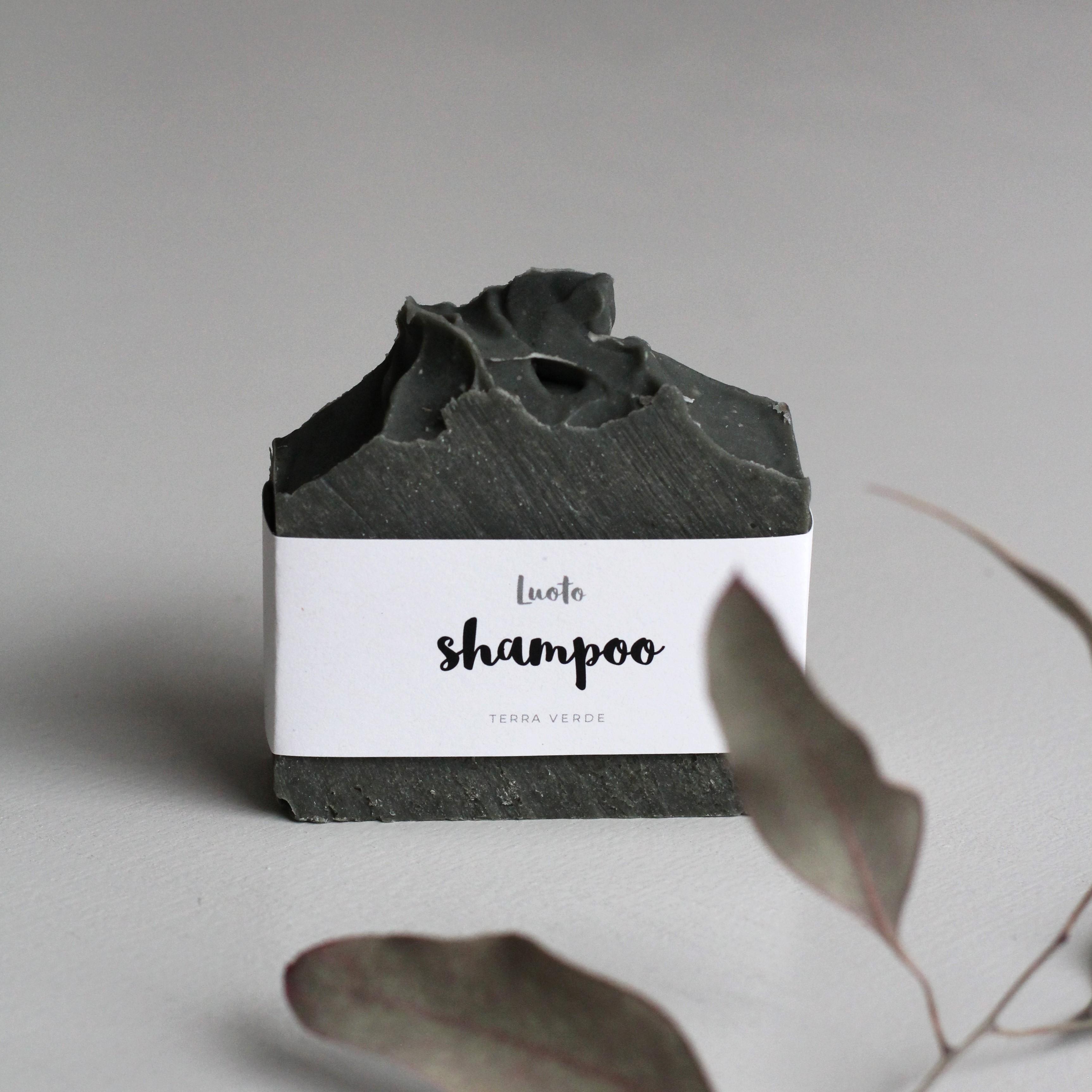 Terra Verde shampoopala - Luoto cosmetics