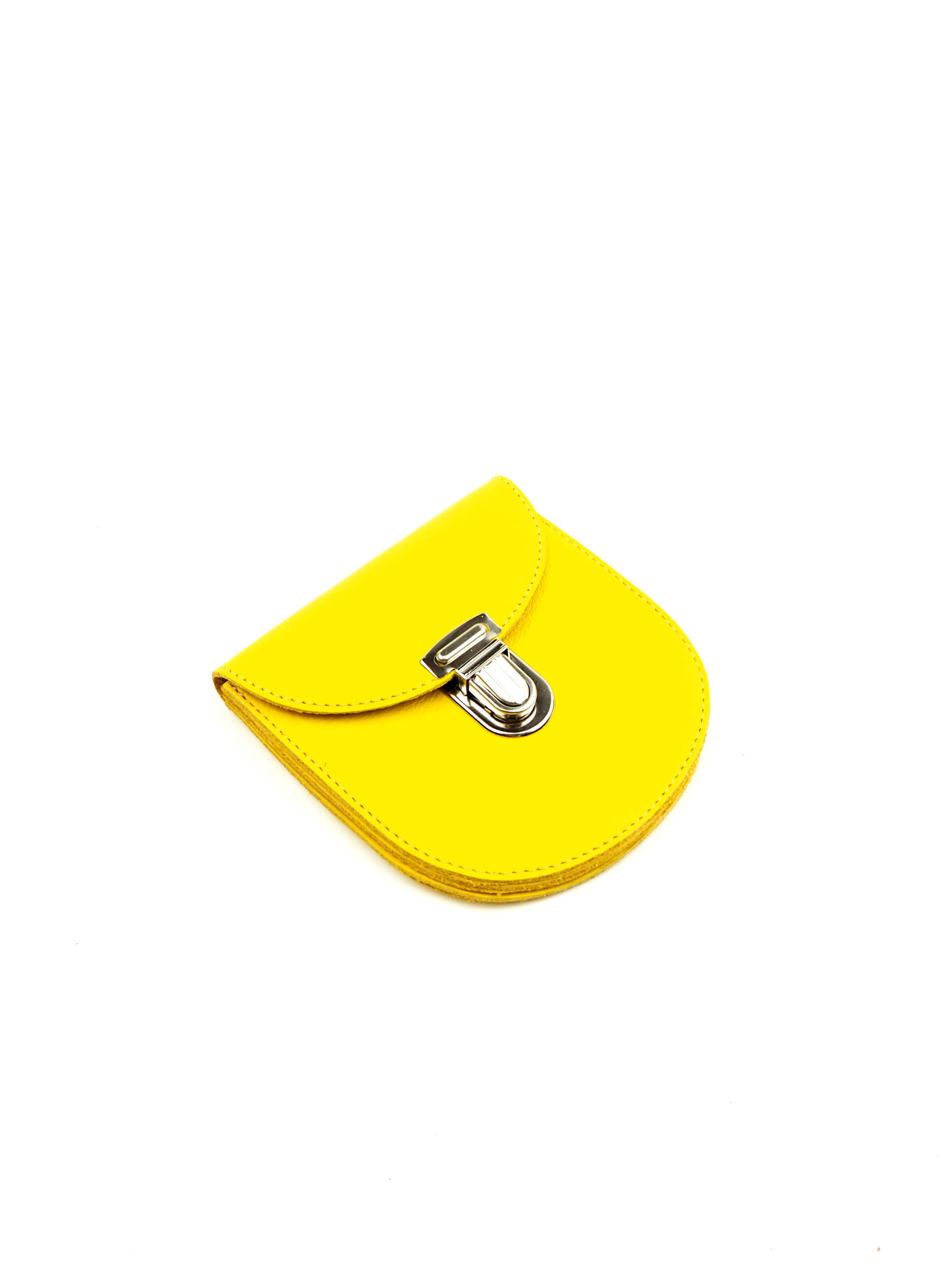 Keltainen kukkaro Cobblerina