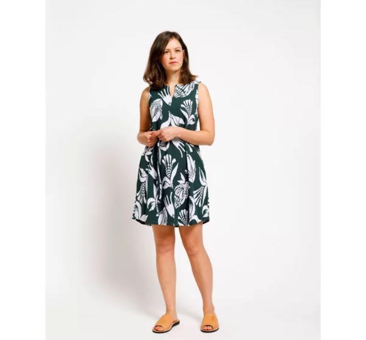 Mieli mekko vihreä - Nouki