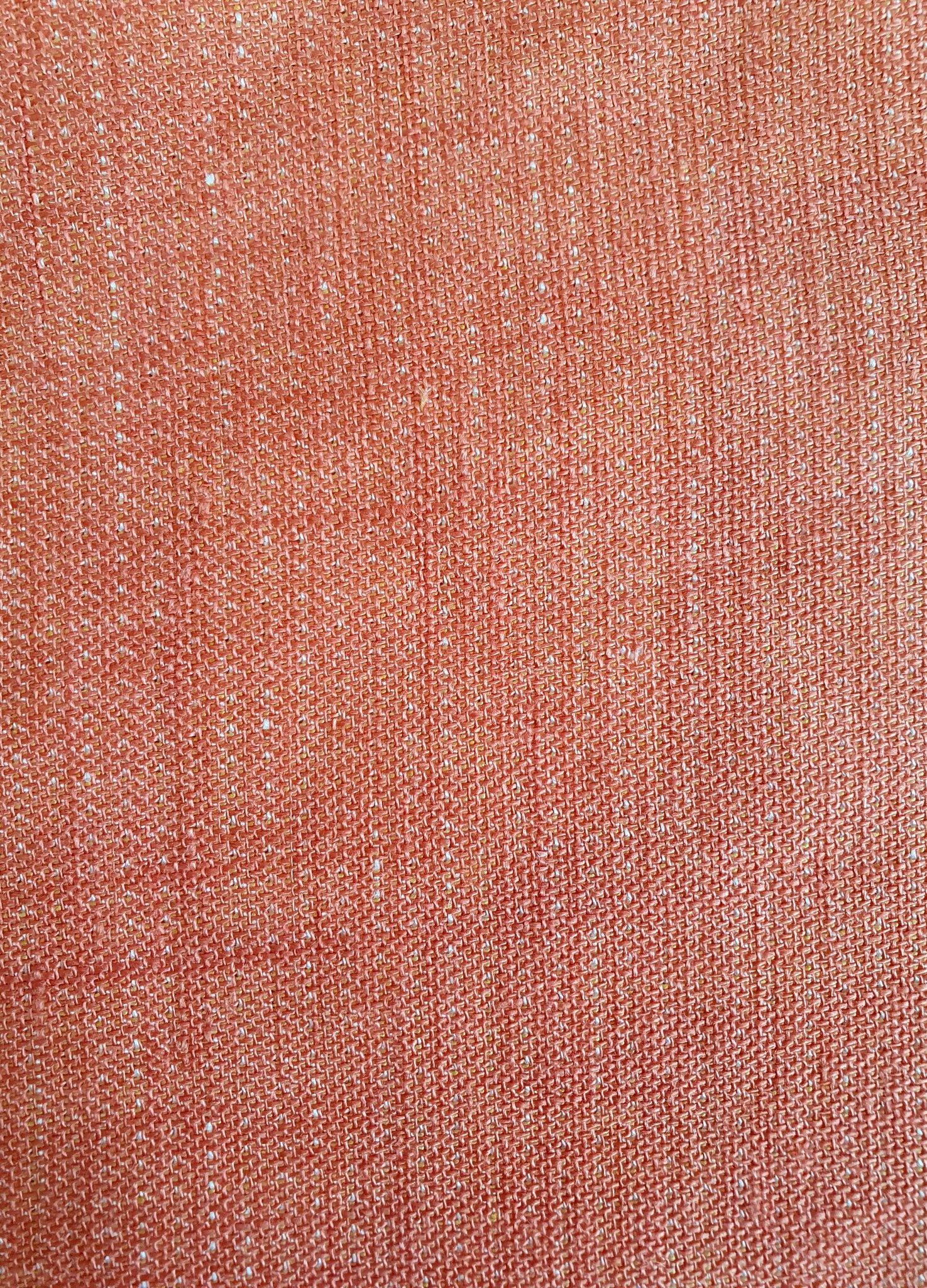 Hulda long housut (pellava oranssi) - Mukava