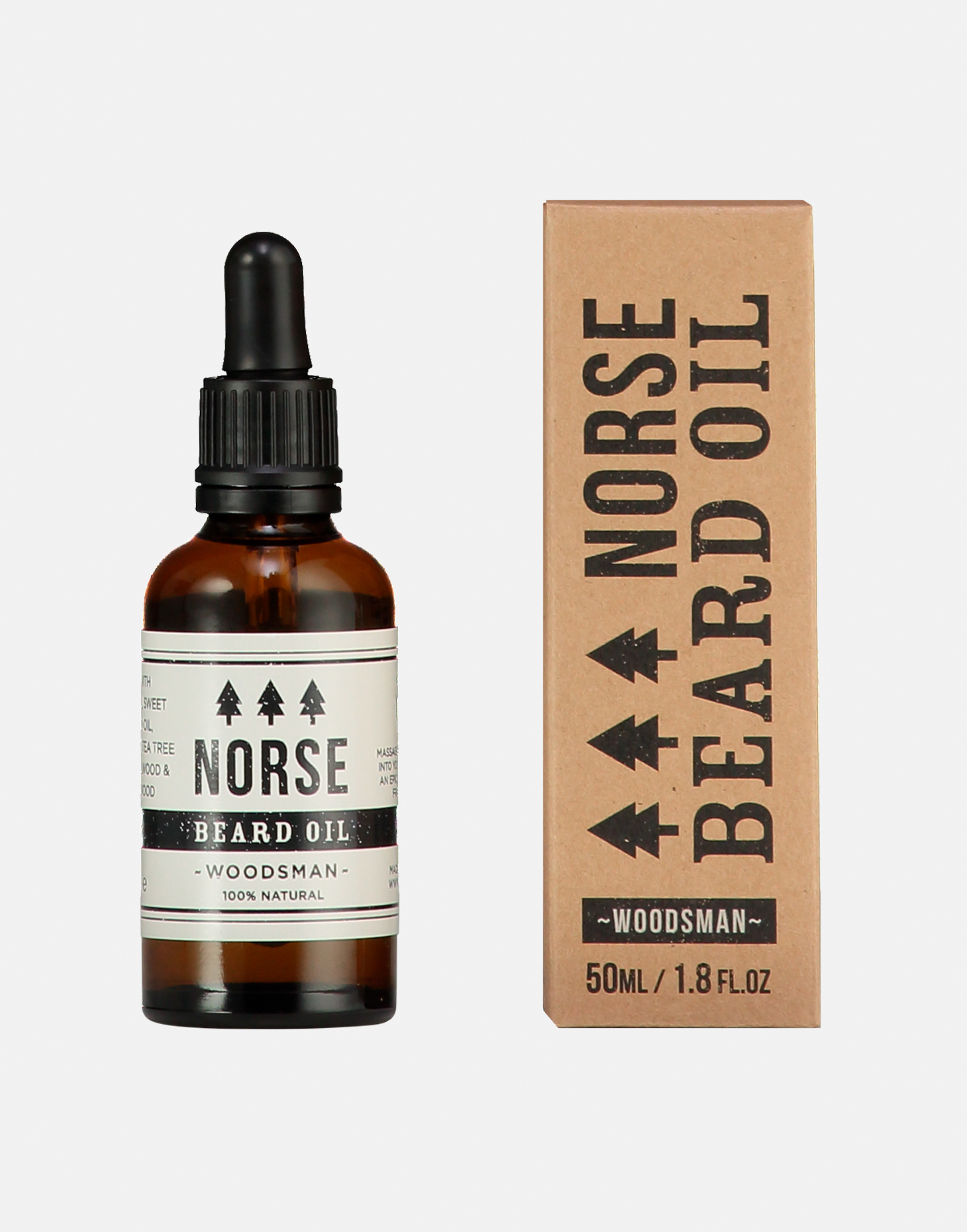 Norse Beard Oil 50ml
