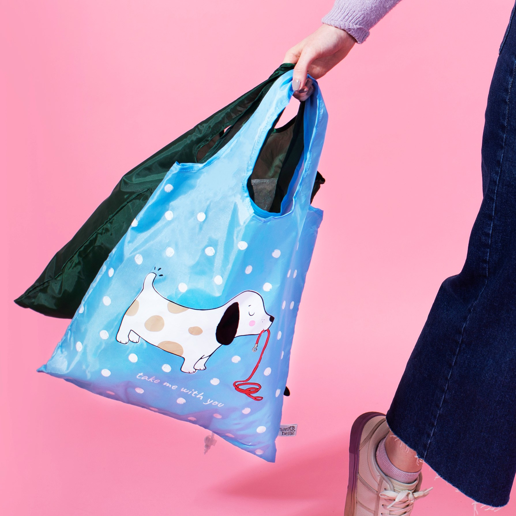 Dog Foldable Bag