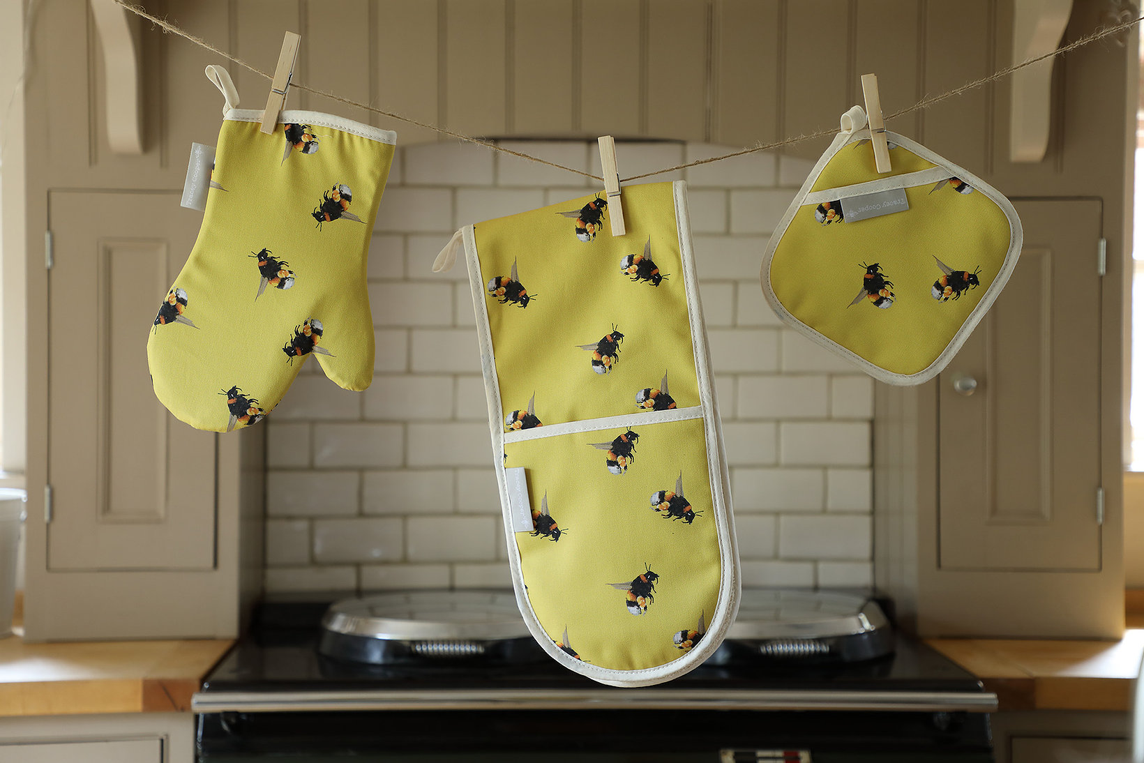 Tracey Cooper Double Oven Gloves