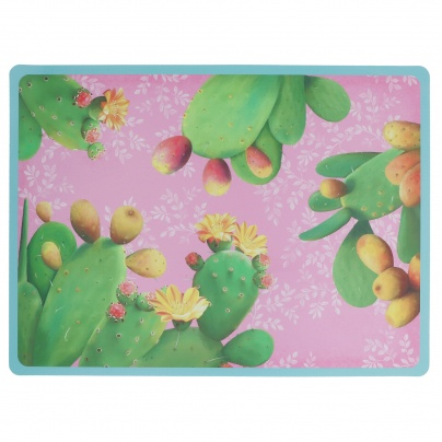 Country Life Pink Placemat