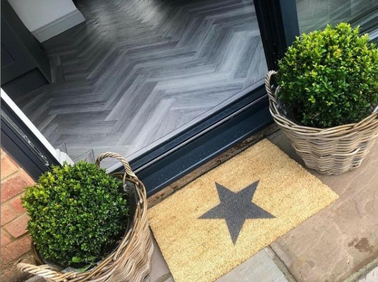 Artsy Standard Doormats