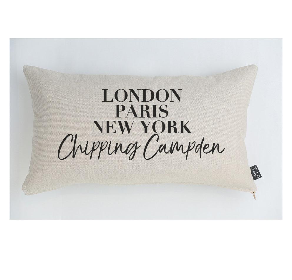 Cushion 'Chipping Campden'