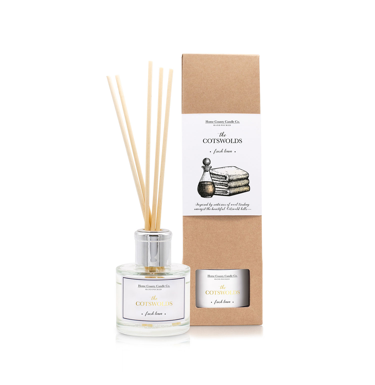 The Cotswolds Reed Diffuser