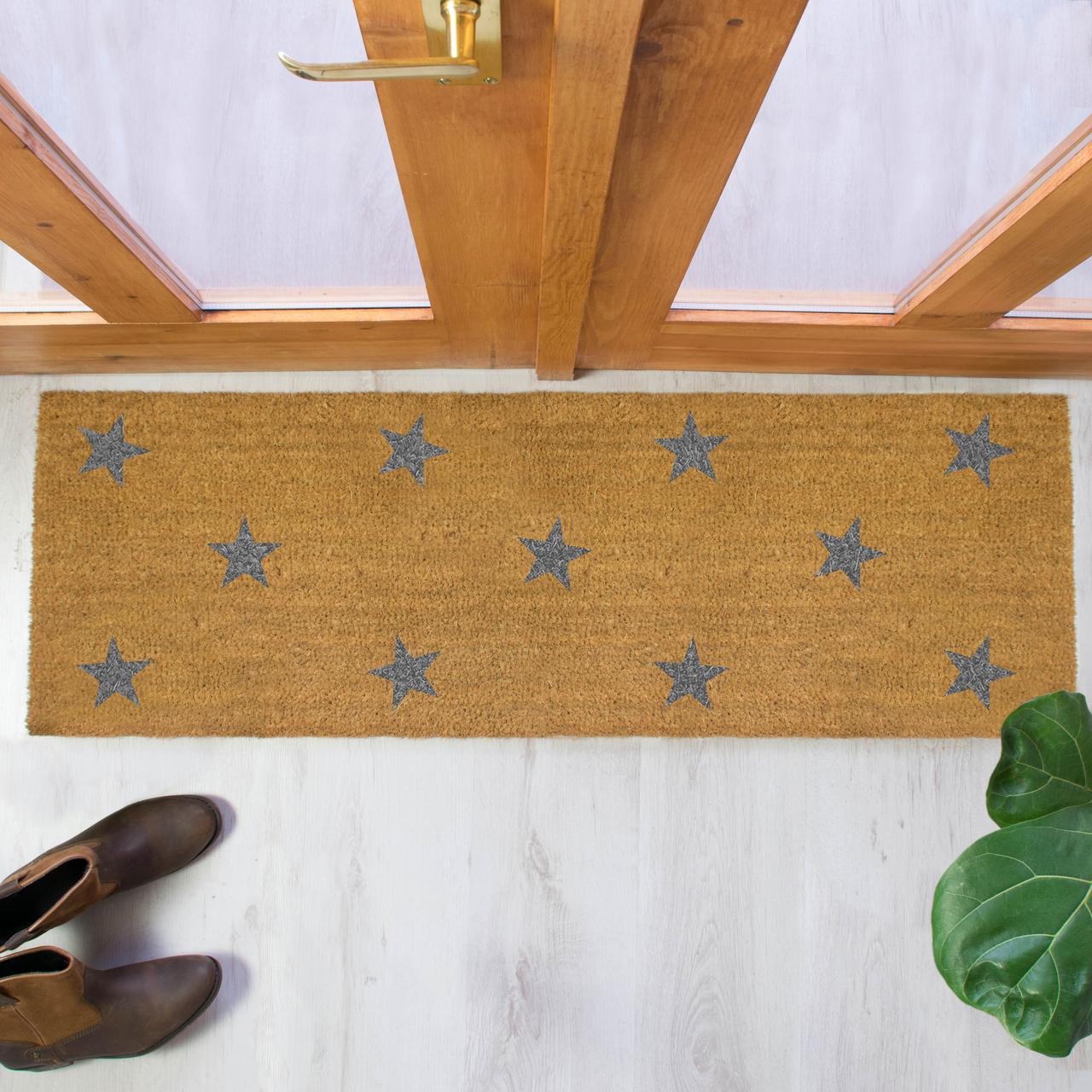 Artsy Patio Doormat