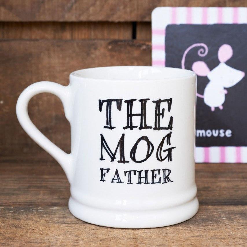 Mog Father Mug