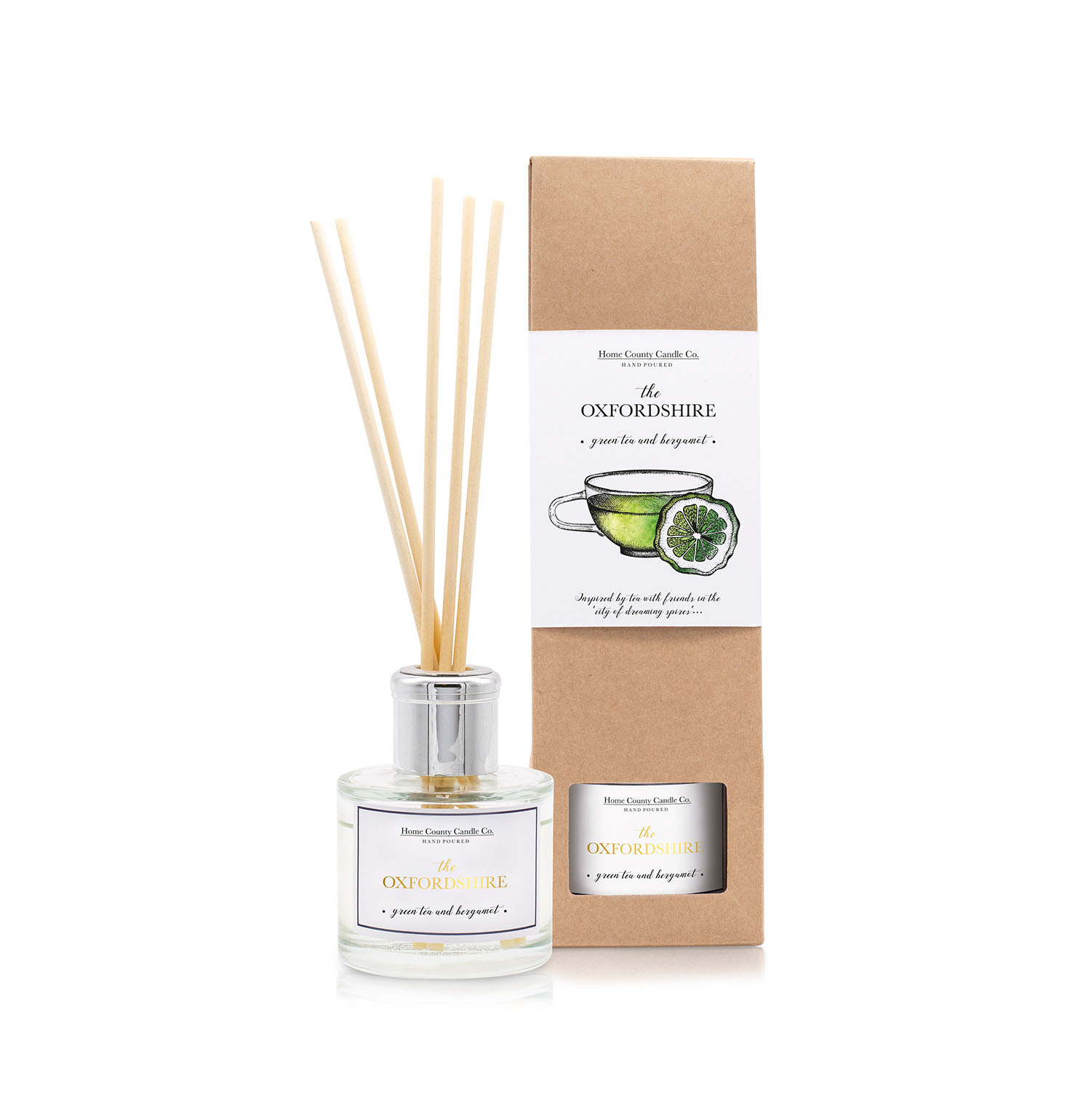 The Oxfordshire Reed Diffuser