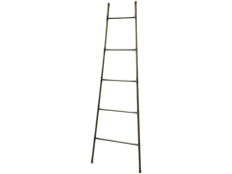 Brass 'Towel' Ladder