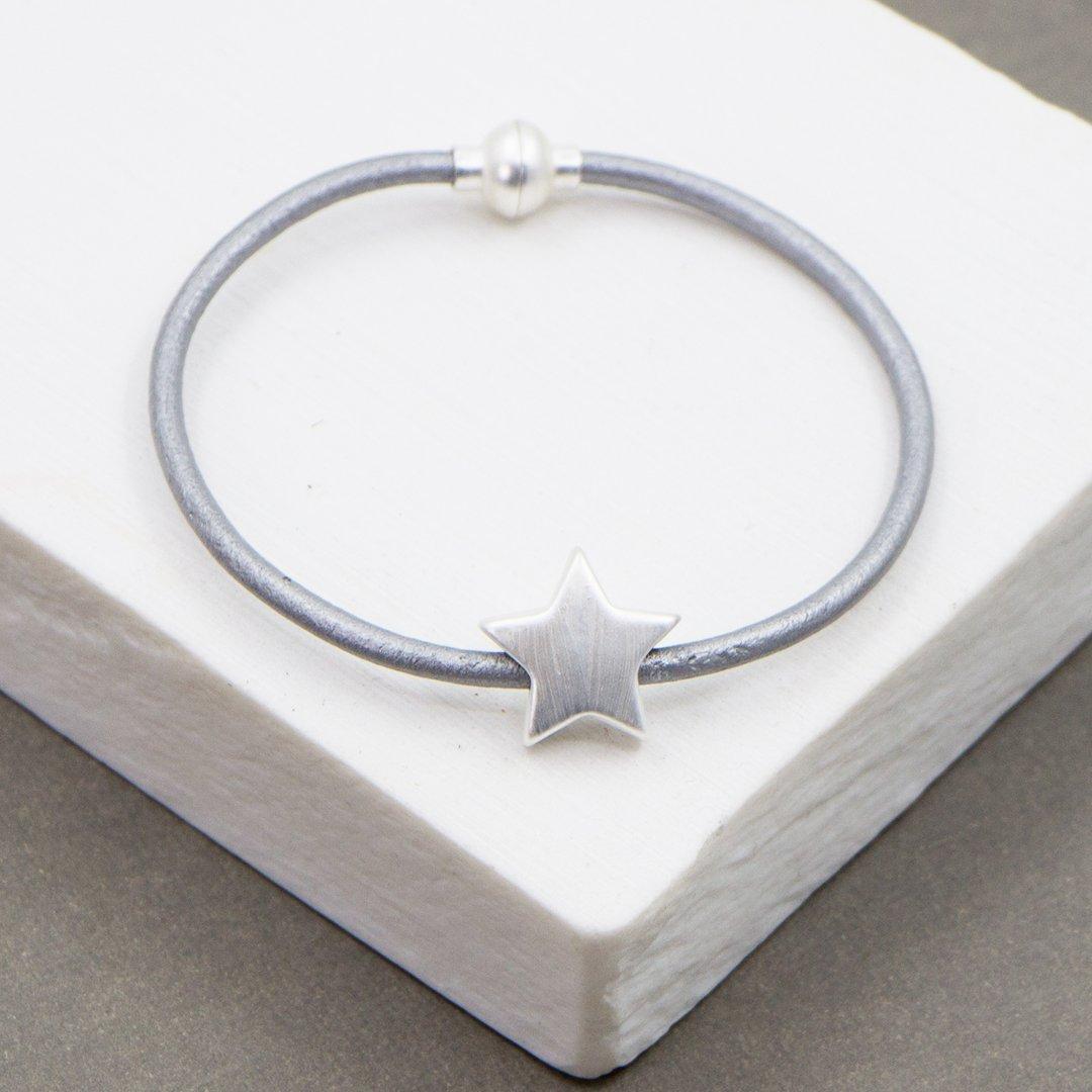 Bracelet with Star Charm