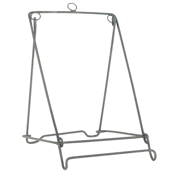 WIRE PHOTO STAND RUSTIC {was £7.50}