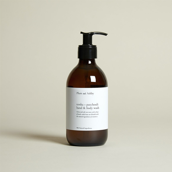 TONKA & PATCHOULI HAND & BODY WASH