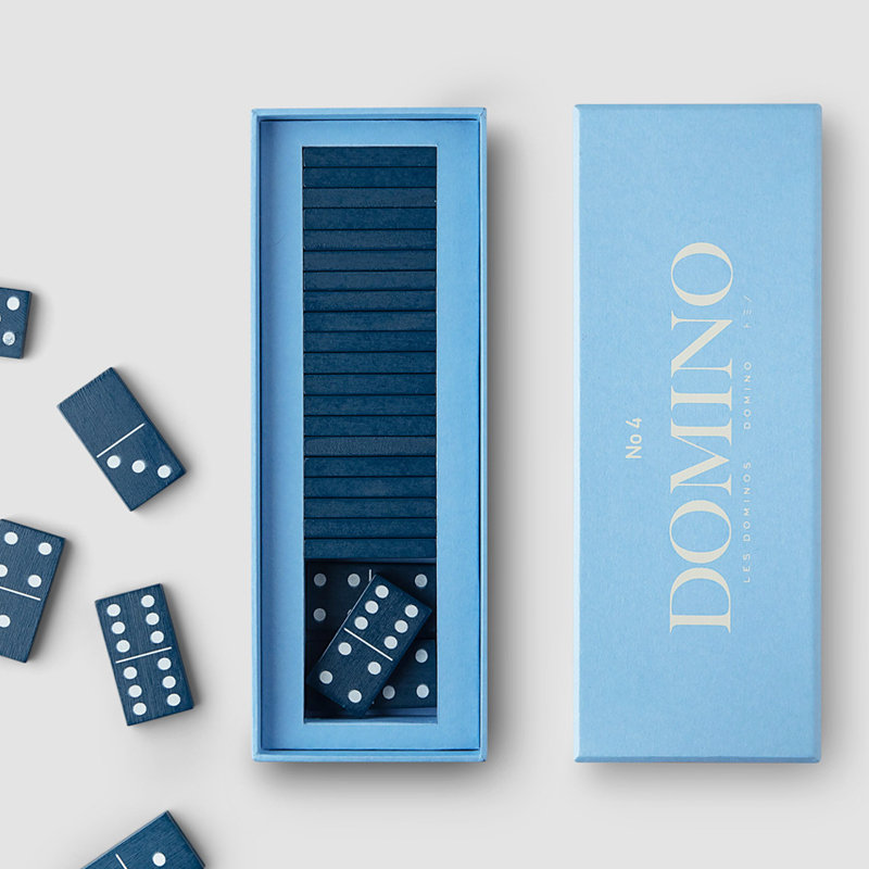 CLASSIC DOMINO GAME PRINTWORKS {was £27}
