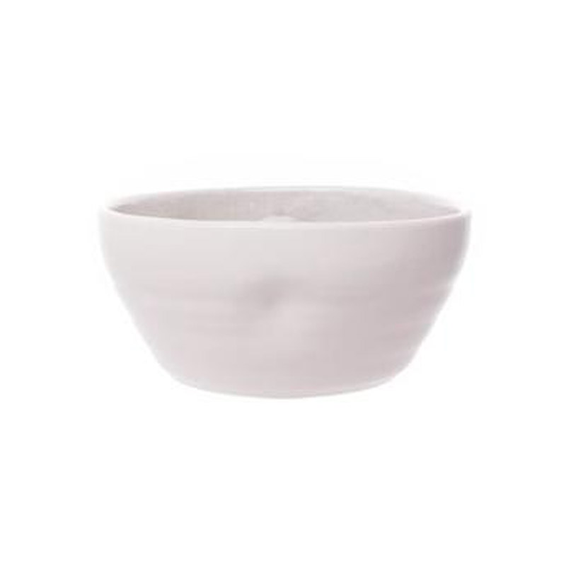 PINCH CEREAL BOWL GREY INNER