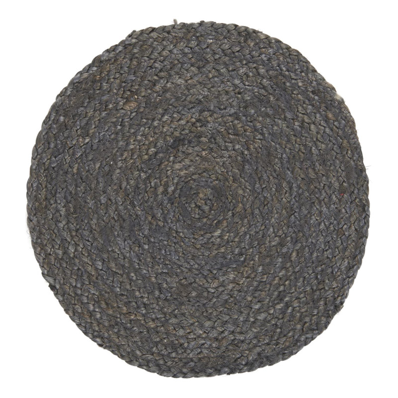 GREY JUTE PLACEMAT {was £8}