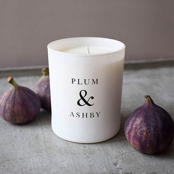 GREEN FIG CANDLE