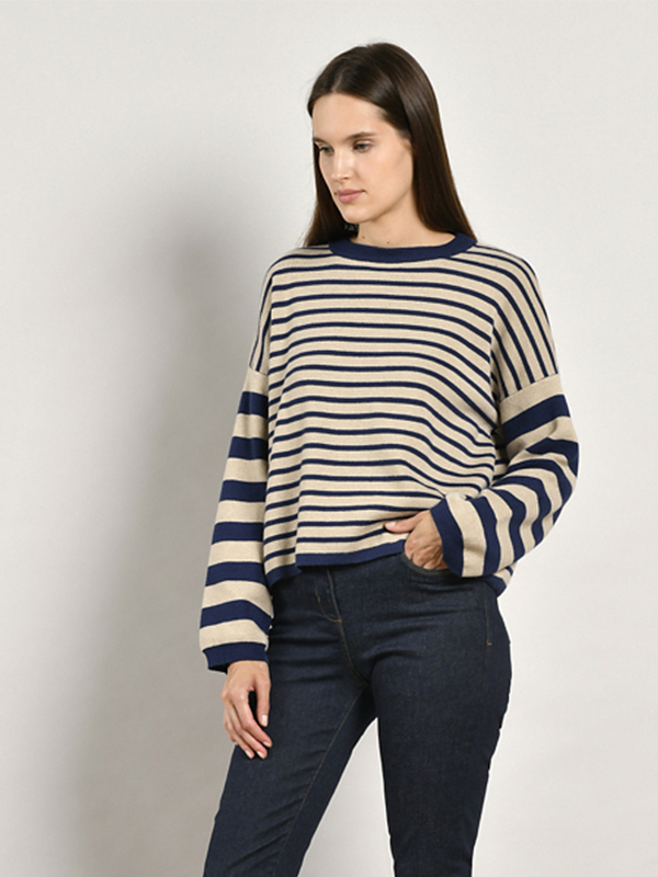 MAT DE MISAINE TIAZA STRIPED JUMPER