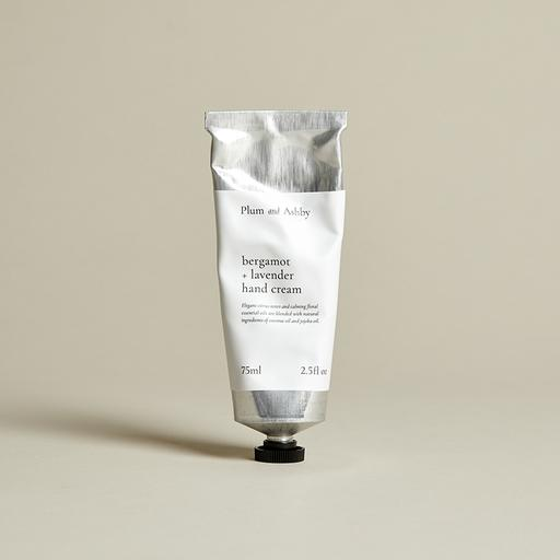 BERGAMOT AND LAVENDER HAND CREAM