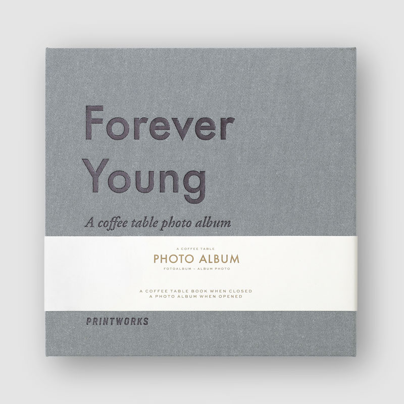 FOREVER YOUNG PHOTO ALBUM