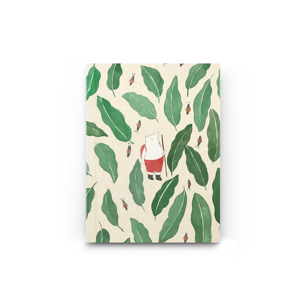 PUD IN THE WOOD POCKET NOTEBOOK