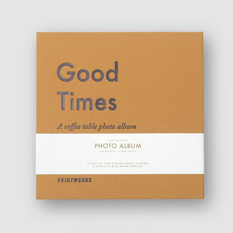 GOOD TIMES PHOTO ALBUM