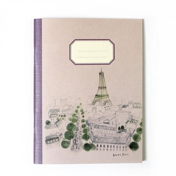 L'APRÈS-MIDI POCKET NOTEBOOK PARIS