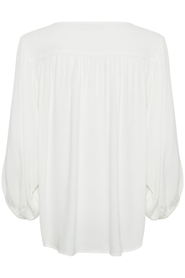 LOUNGE NINE ODETTE OZ SHIRT WHITE {was £79.99}