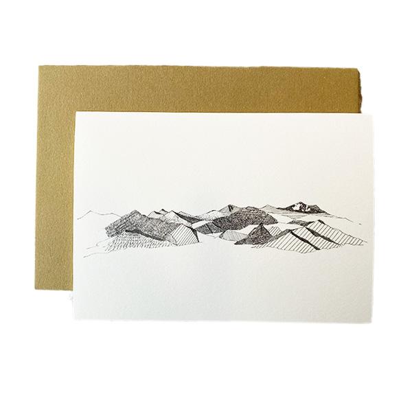 LOFOTEN GREETINGS CARD
