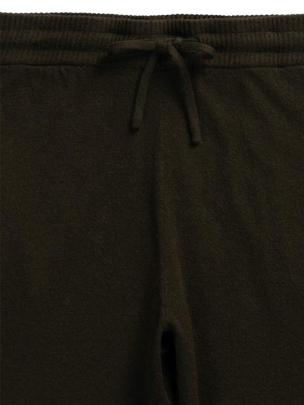 CHALK LUCY LOUNGE PANTS DARK OLIVE