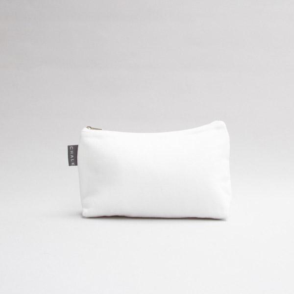 CHALK WHITE WASH BAG SMALL