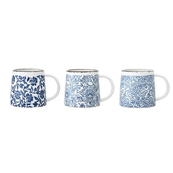 MOLLY MUG CERAMIC {three designs to choose from}