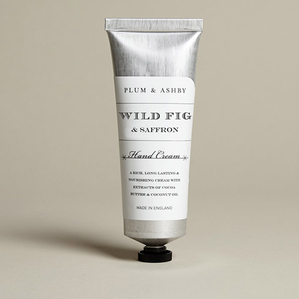 WILD FIG AND SAFFRON HAND CREAM