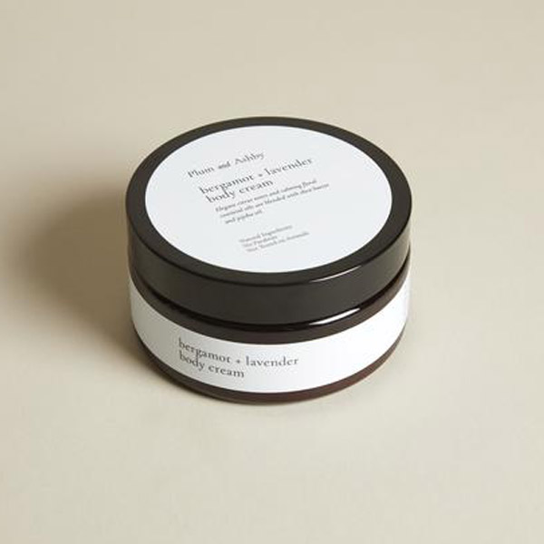 BERGAMOT & LAVENDER BODY CREAM