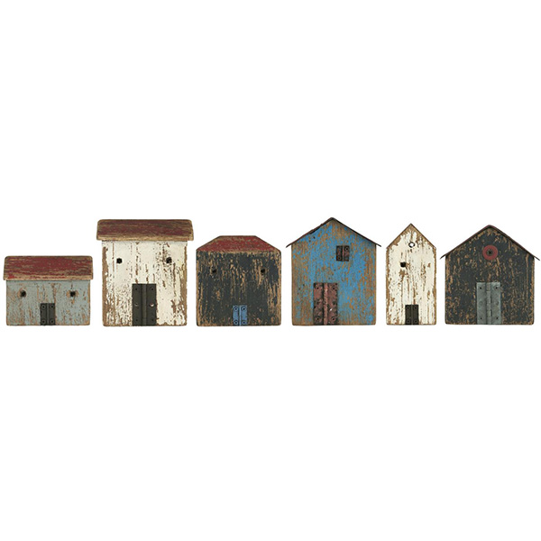 RUSTIC WOODEN HOUSE DECORATION DESIGN 6