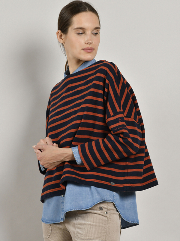 MAT DE MISAINE MAKI STRIPED JUMPER