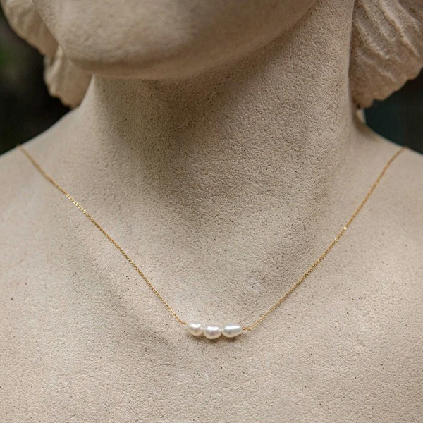 JAR CLASSIC PEARL NECKLACE
