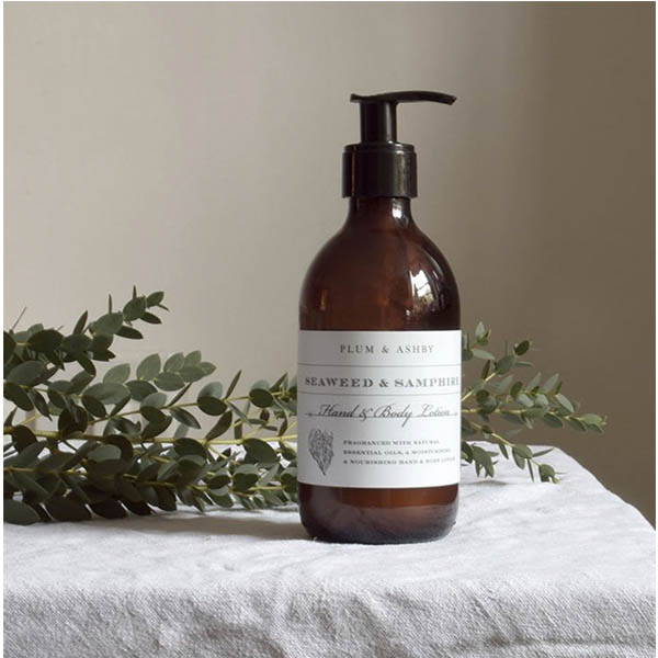 SEAWEED AND SAMPHIRE HAND AND BODY LOTION 300ML
