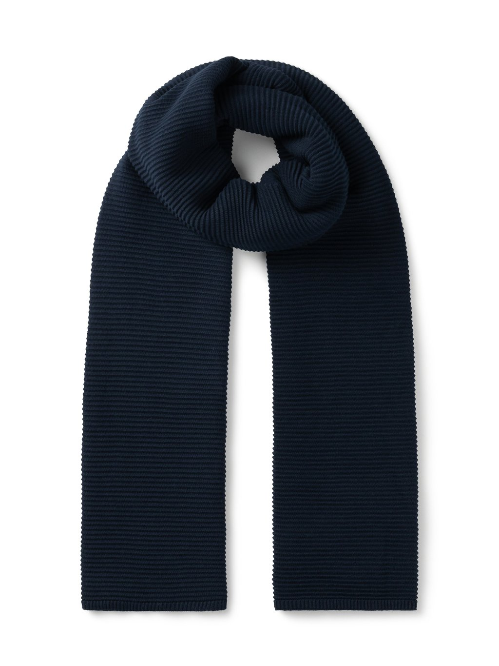 TILLY RIB KNIT SCARF TWO COLOURS AVAILABLE