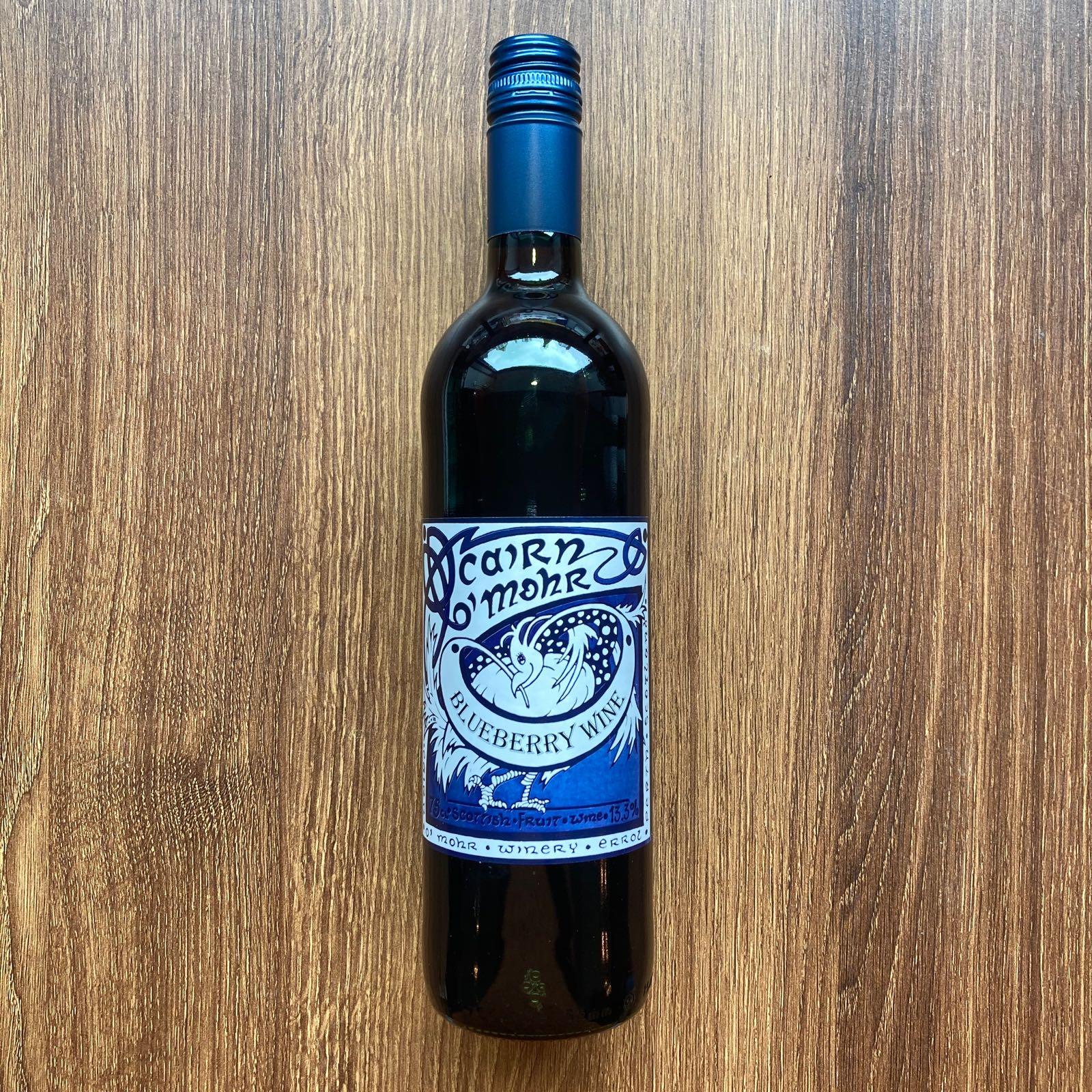 Blueberry Wine - Cairn O' Mohr