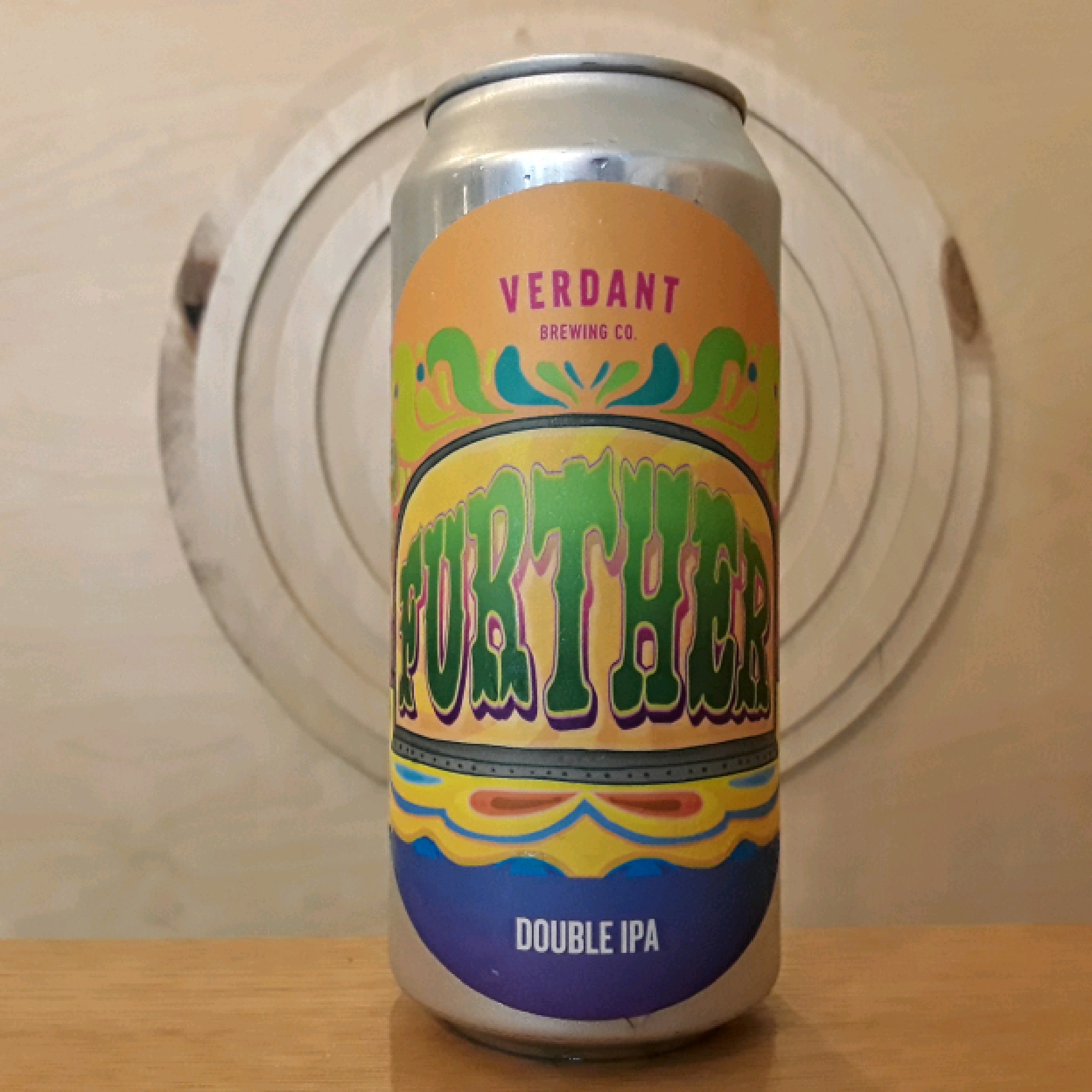 Verdant Brewing | Further | DIPA