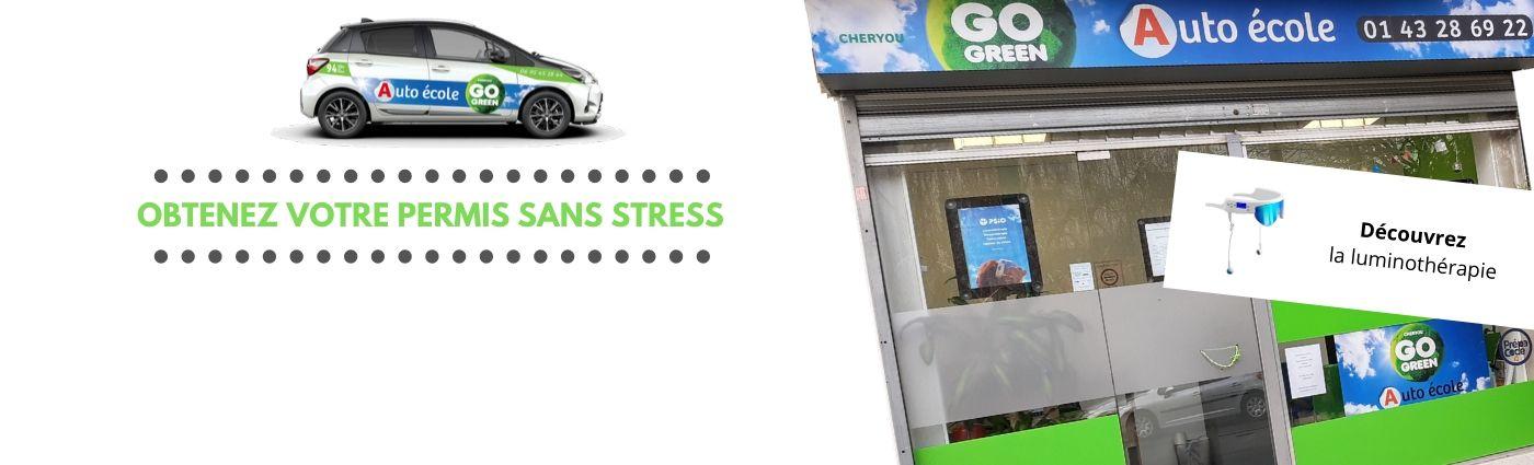 CHERYOU GO GREEN AUTO-ECOLE