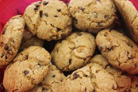 Home-Made Choc Chip Cookies